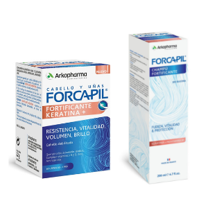 Forcapil® keratina: la gama para el cuidado capilar nº1 en Francia suma nuevas referencias
