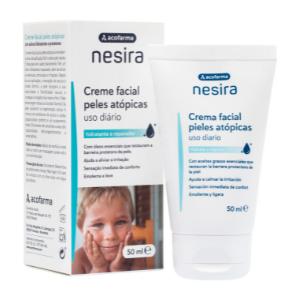 Nesira lanza una gama específica para ayudar a quiénes sufren de piel atópica