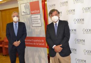 El COFM y SEDISA promoverán la gestión y uso eficiente de los recursos sanitarios