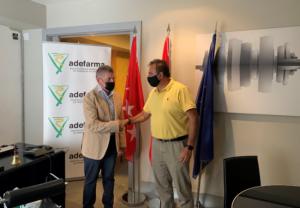 Adefarma y Mediformplus firman un acuerdo de colaboración
