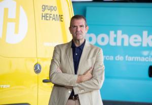 El presidente de Hefame valora la unidad del sector en la defensa de una farmacia más asistencial e integrada en el Sistema de Salud