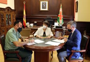 El COF de córdoba y la Guardia Civil refuerzan su colaboración para mejorar la seguridad de los mayores