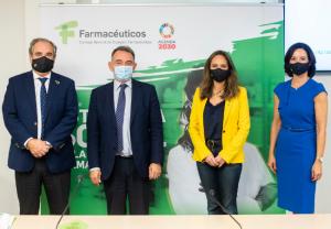 Los farmacéuticos, palanca social para el cumplimiento de la Agenda 2030