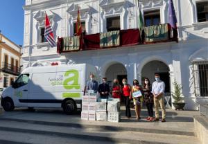 Farmacéuticos Sin Fronteras con la colaboración de Bidafarma ayudan a los afectados por las inundaciones de Huelva