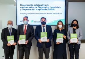 Éxito de las experiencias de dispensación colaborativa de medicamentos hospitalarios en farmacias durante la pandemia